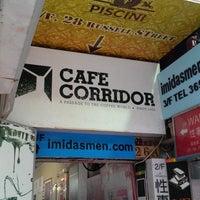 Photo taken at Café Corridor by Jim I. on 7/20/2013