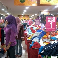 Photo taken at Matahari Dept. Store by Rendra D. on 7/3/2014