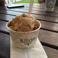 Photo taken at Kilwin's Ice Cream by Emaad R. on 4/17/2016
