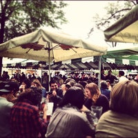 Photo taken at Bohemian Hall & Beer Garden by David G. on 9/29/2012