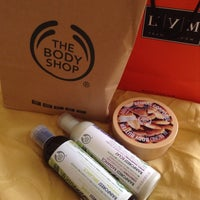 Photo taken at The Body Shop by Валерия П. on 7/14/2014