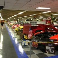 Photo taken at Tallahassee Antique Car Museum by Mark M. on 7/13/2013