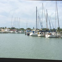 Photo taken at Marker 4 Oyster Bar by Jodie Y. on 4/19/2015