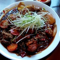 Photo taken at 열봉찜닭 by Agnes L. on 3/29/2014