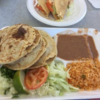 Photo taken at Cesar's Tacos by Jose R. on 3/25/2017