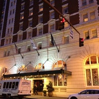 Photo taken at The Benson Hotel by Jose R. on 4/13/2013