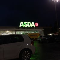 Photo taken at Asda by Bashar Awadh on 5/27/2014