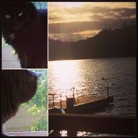 Photo taken at Summit Lake by Emily T. on 6/9/2016