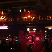 Photo taken at Le Gainzbar by Erik B. on 11/10/2012