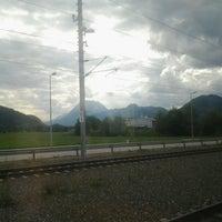 Photo taken at Liezen by Pat S. on 6/15/2014