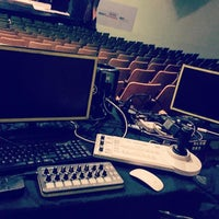 Photo taken at Teatro Oriente by Daniel S. on 10/5/2016