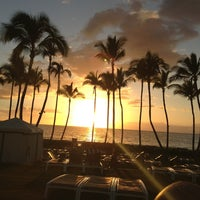 Photo taken at Wailea Beach by Peter G. on 2/16/2013