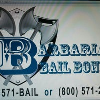 Photo taken at Barbarian Bail Bonds 24/7 (Victorville) by Francisco C. on 7/2/2014