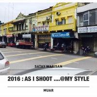 Photo taken at Satay Warisan by 'theFLAME -. on 10/29/2016
