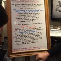 Photo taken at La Cagouille by Bar S. on 3/29/2015