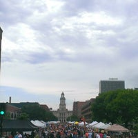 Photo taken at Downtown Des Moines Farmers Market by Cullen P. on 6/15/2013