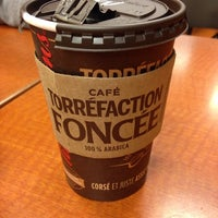 Photo taken at Tim Hortons by Marcela P. on 9/11/2014