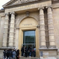 Photo taken at Musée de l'Orangerie by Yusuke M. on 4/25/2012