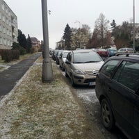 Photo taken at Domazlice, Manesova by Jan 'Gary90' G. on 1/16/2013