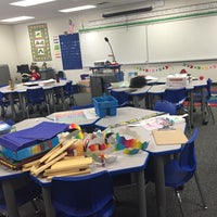 Photo taken at Northwood  Elementary School by Casey S. on 8/21/2016