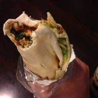 Photo taken at Moody's Falafel Palace by Cory D. on 5/2/2013