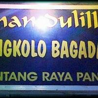 Photo taken at Songkolo Bagadang Alhamdulillah by Riky M. on 9/10/2013