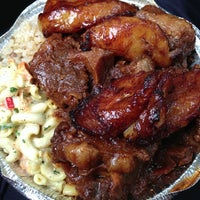 Photo taken at C & J Jamaican Restaurant by Robert L. on 6/27/2013