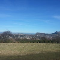 Photo taken at Blackford Hill by Nik P. on 3/2/2013