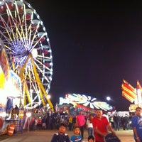 Photo taken at North Carolina State Fairgrounds by Tonya W. on 10/13/2012