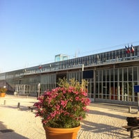 Photo taken at Gare SNCF d'Avignon TGV by Laure L. on 6/17/2013