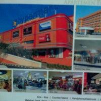 Photo taken at Mega Trade Centre (MTC) by Dina M. on 3/21/2013