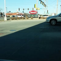Photo taken at Kum & Go by doug s. on 4/10/2014