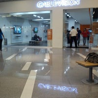 Photo taken at Cablevisión by Greck C. on 5/3/2014