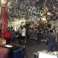 Photo taken at Bikerowave by Austin H. on 5/14/2013