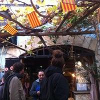 Photo taken at Taverna La Parra by Mario Rene E. on 1/20/2013