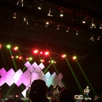 Photo taken at JIExpo Hall A by Budi R. on 3/7/2015