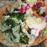 Photo taken at Maoz Vegetarian by Diana C. on 3/3/2013
