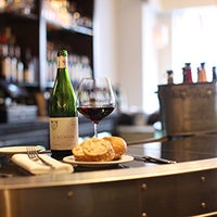Photo taken at Morrell Wine Bar & Cafe by Morrell Wine Bar & Cafe on 4/24/2014