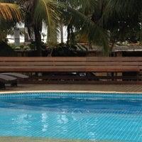 Photo taken at Rio Búzios Boutique & Spa Hotel by Estela on 11/4/2012