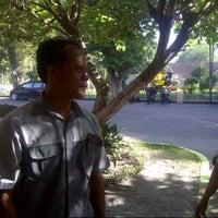 Photo taken at Pabrik Gula Mojopanggung by bambang w. on 4/10/2014