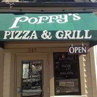 Photo taken at Poppy's Pizza & Grill by Adam S. on 3/1/2013