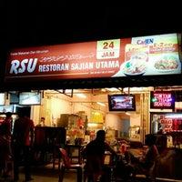 Photo taken at RSU Restaurant by Shahrulazam S. on 5/21/2014