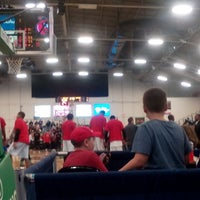 Photo taken at Maine Red Claws by Sean M. on 1/25/2015