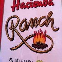 Photo taken at La Hacienda Ranch Preston Trail by TRACY S. on 10/23/2012