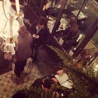 Photo taken at BAM (Bar à Manger) by Stefania D. on 11/14/2014
