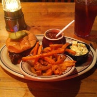 Photo taken at Corky's BBQ by Gavin A. on 11/11/2012