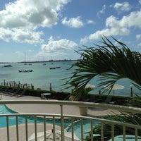 Photo taken at Simpson Bay Resort & Marina by chukubi on 4/13/2013