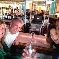 Photo taken at City Tropics Bistro by Johnalbertorres on 11/24/2012