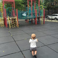 Photo taken at Park Slope Playground by Charles B. on 7/31/2016