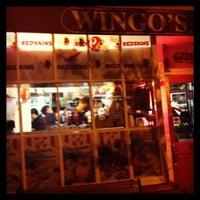 Photo taken at Wingo's by Teresa R. on 11/11/2013